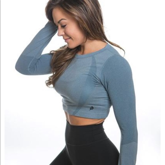 P Tula Tops Ptula Crop Top Poshmark Made from the same breathable and lightweight material, stitching that outlines your silhouette ptula team suggest: poshmark